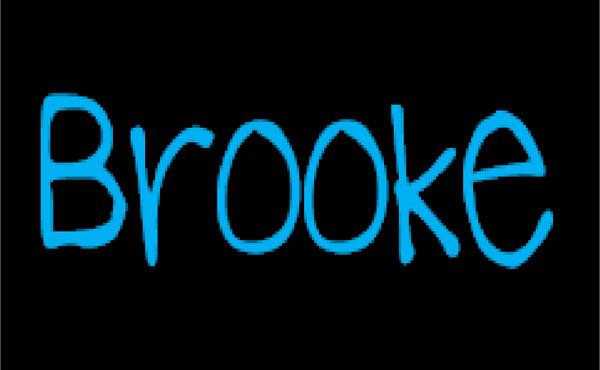 Brooke Shappe Font