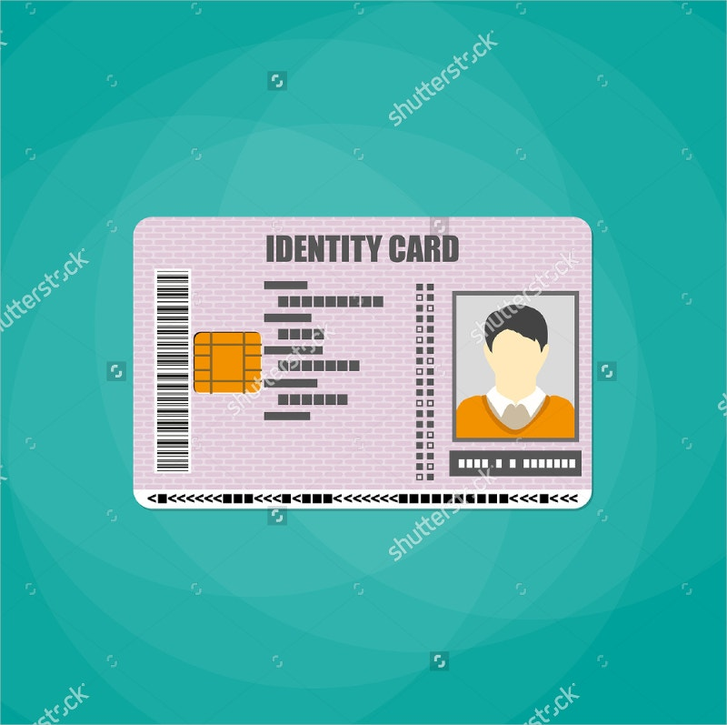 Electronic ID Card Design