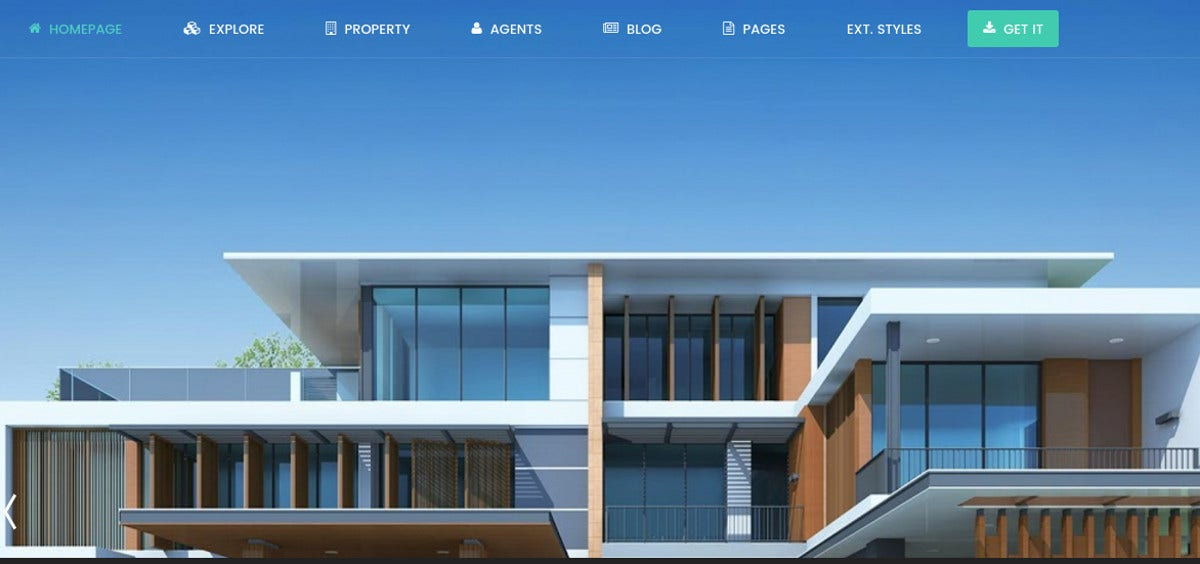 real estate professional joomla theme