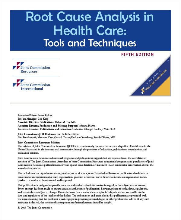 root-cause-analysis-template-healthcare-in-pdf