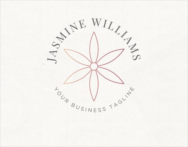 Jasmine Business Logo Design