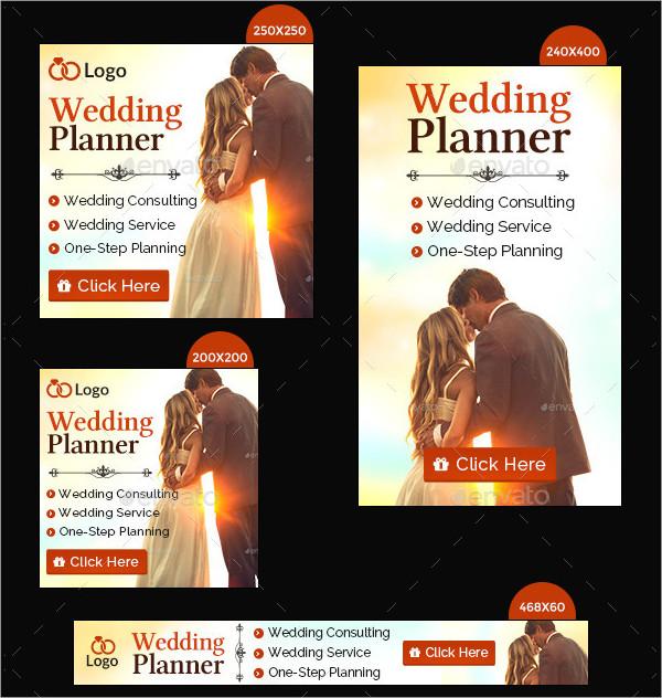 Wedding Planning Banner