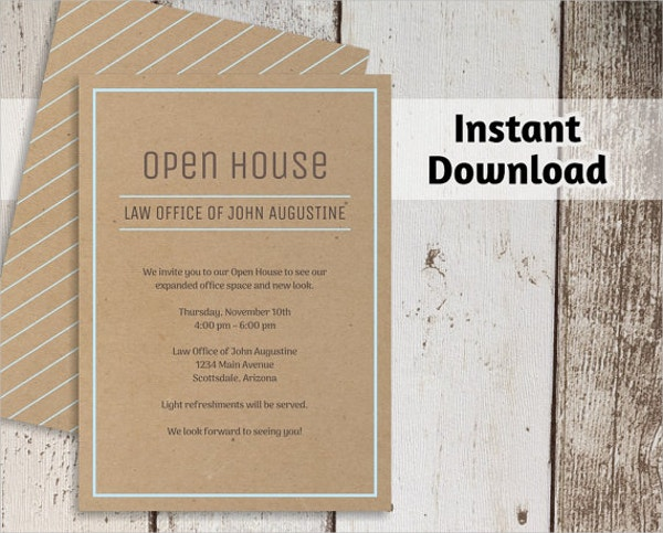 Open house invitation templates diabetesmangfo invitation templates free premium templates invitation templates accmission Images