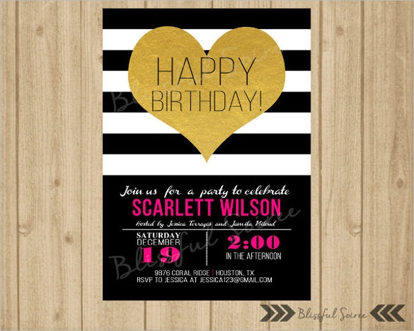 34  invitation templates