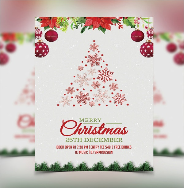 25 invitation templates free premium templates christmas party invitation template stopboris Gallery