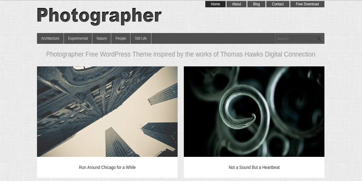 professional-photographer-free-wordpress-website-theme