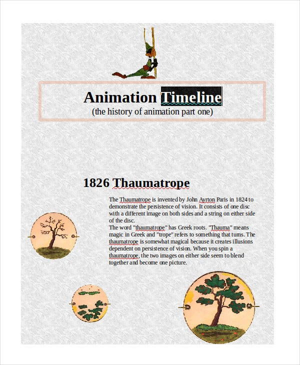 powerpoint animated timeline template
