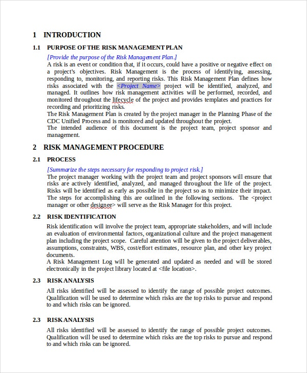 risk management task essay Risk and quality management partnering for patient safety a national model for risk management and different roles, same goal: risk and.
