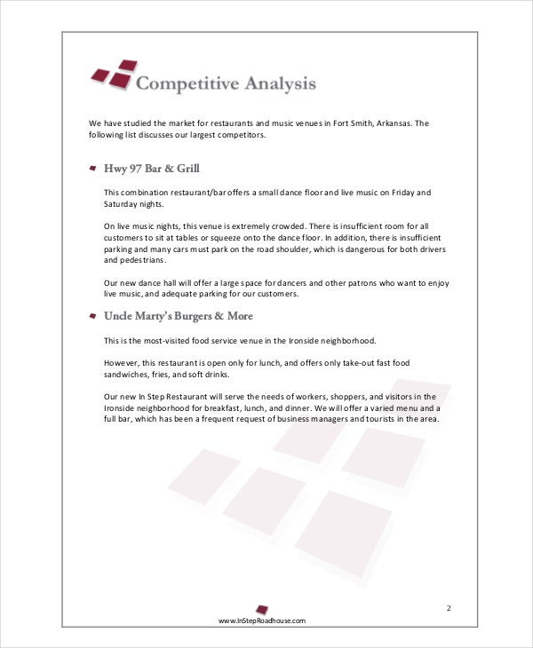 Business Proposal Template - 18+ Free Word, PDF, PSD Documents ...
