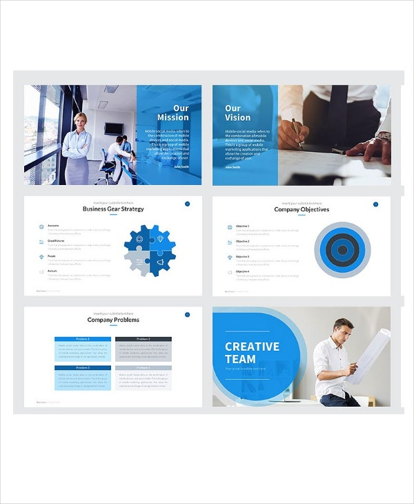 Business proposal template 28 free word pdf psd for Rfp presentation template