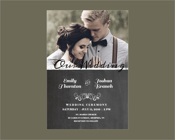 22  wedding invitations