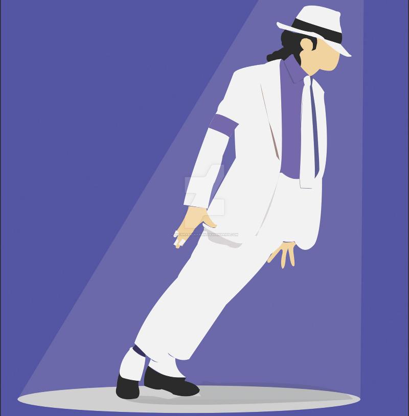 Minimal Poster of Michael Jackson