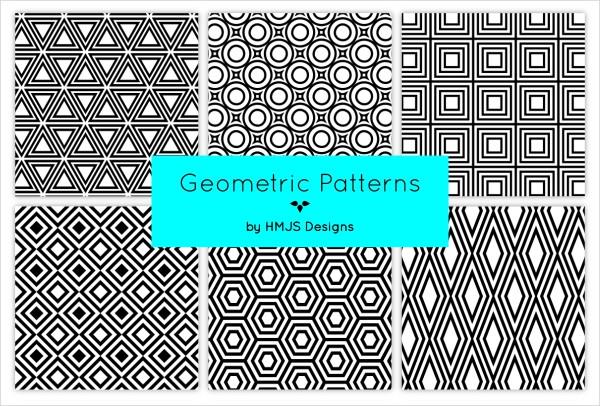 classic geometric pattern