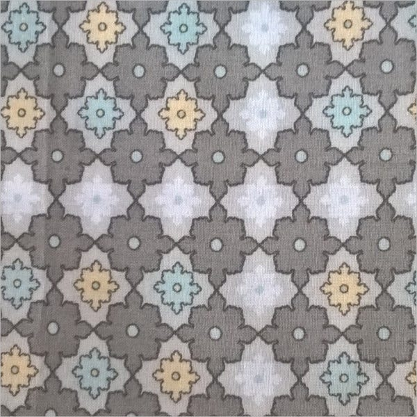 Fabric Geometric Pattern