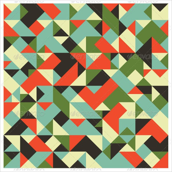 Tileable Geometric Pattern