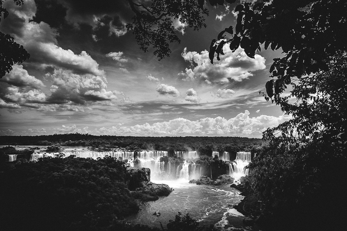 Photography of Waterfalls