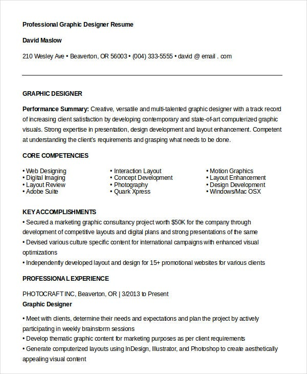 professional-graphic-designer-resume-in-word