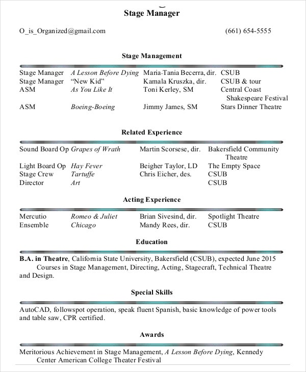 security guard resume templates free premium