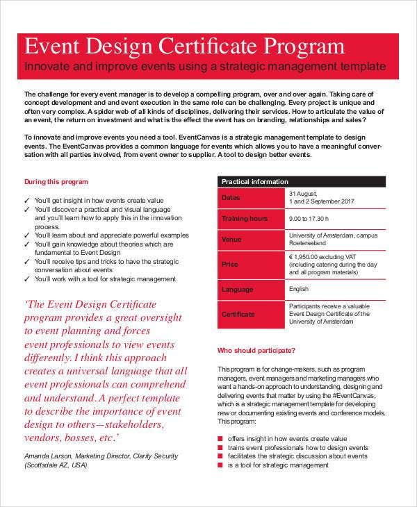 event-design-certificate-program
