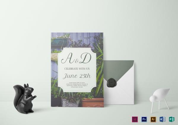 greenery-botanical-wedding-invitation-template