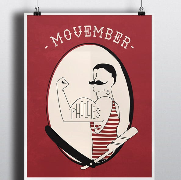 movember poster template1