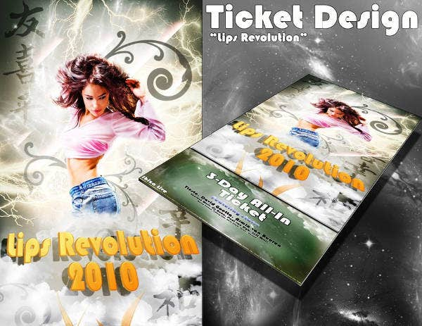 party-presentation-ticket-mockup