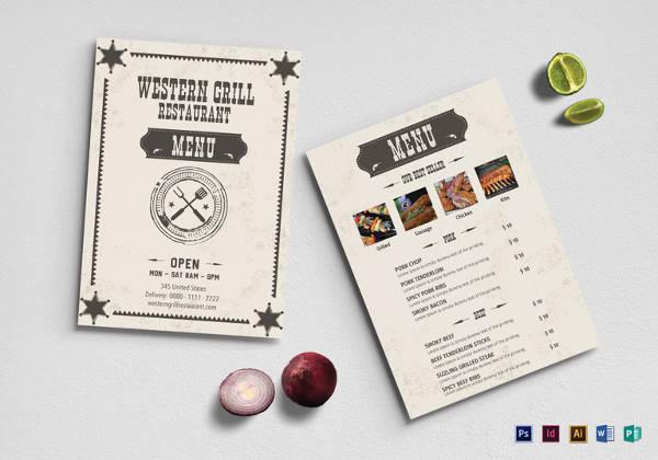 western-grill-restaurant-menu