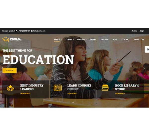 education-wordpress
