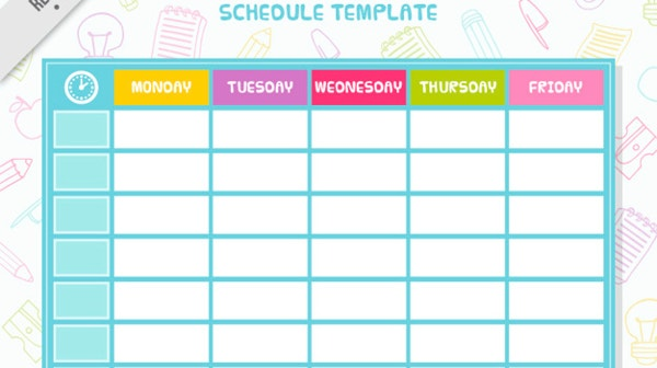 scheduletemplates