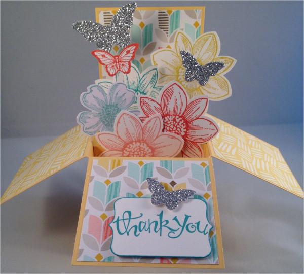 Pop Up Happy Anniversary Card