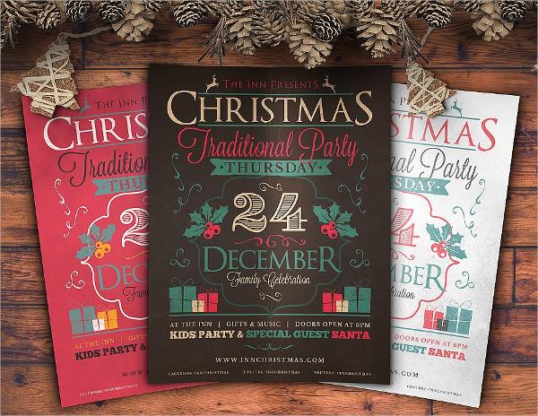 christmas poster bundle