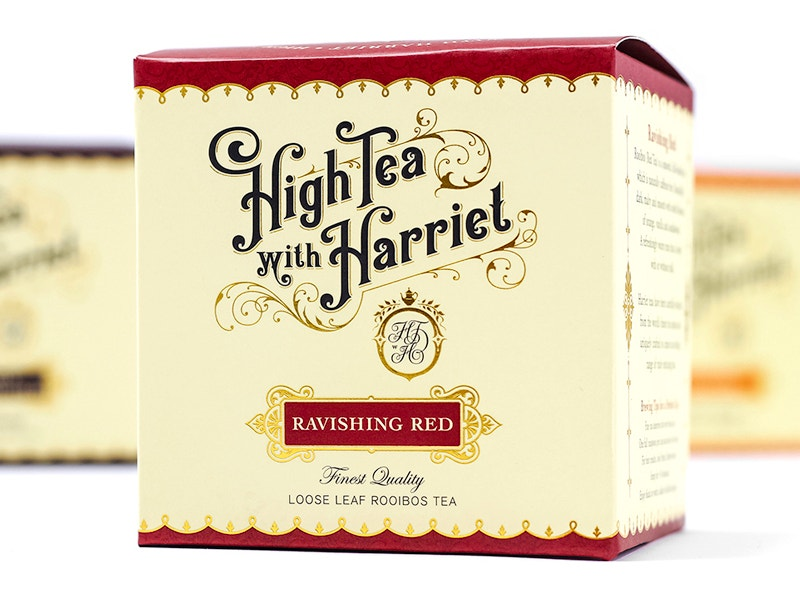 free branding tea packaging