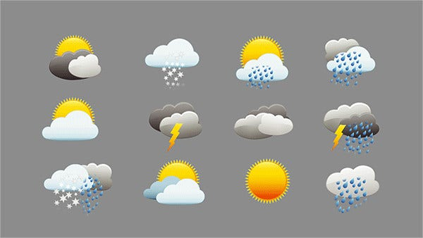 Animated Weather Icon