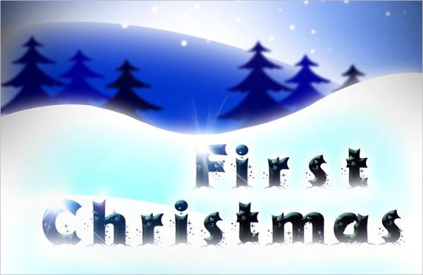 Bold Christmas Font