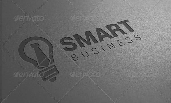 Samrt Business Logo Template