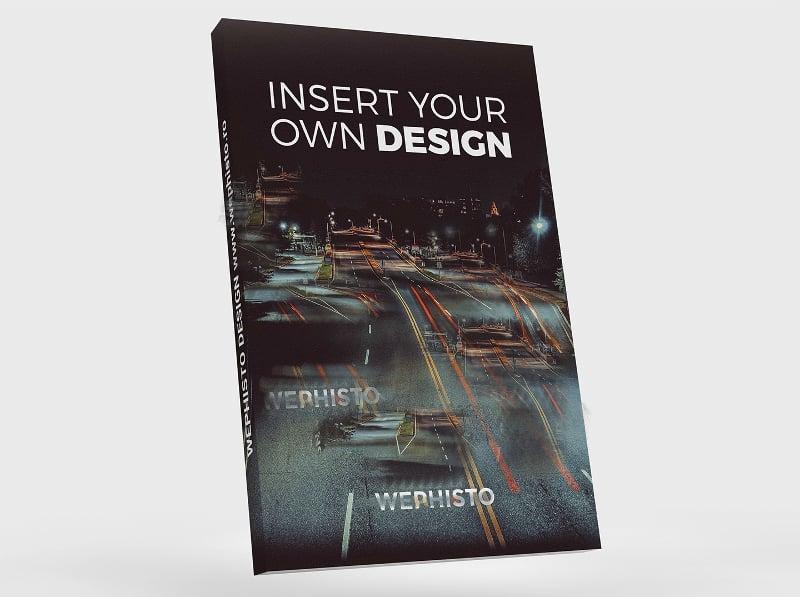 branding book mockup