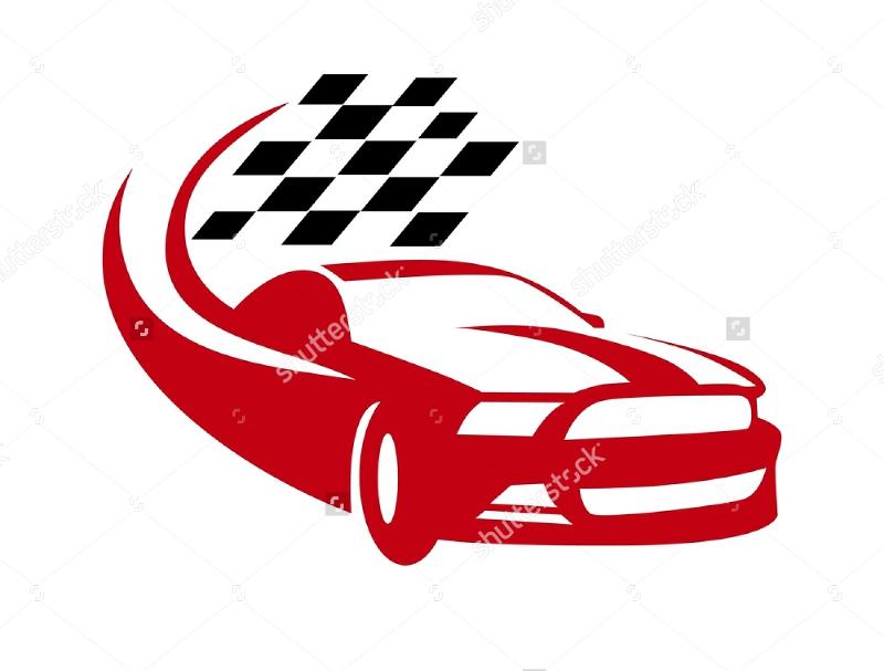 sports car logo desing