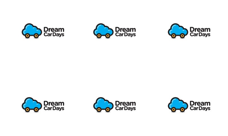 dream car logo design