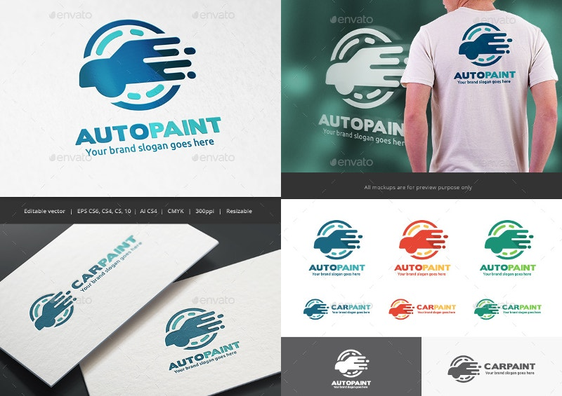 car decoration service logo