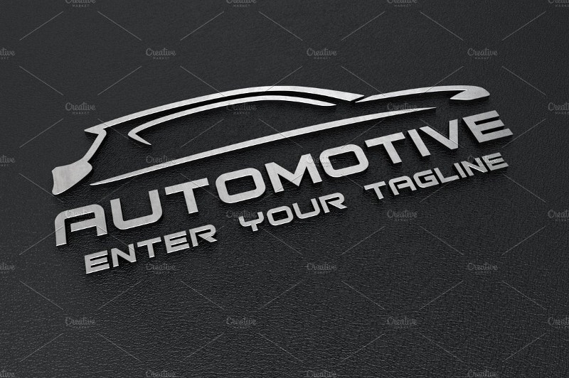 automotive car logo design