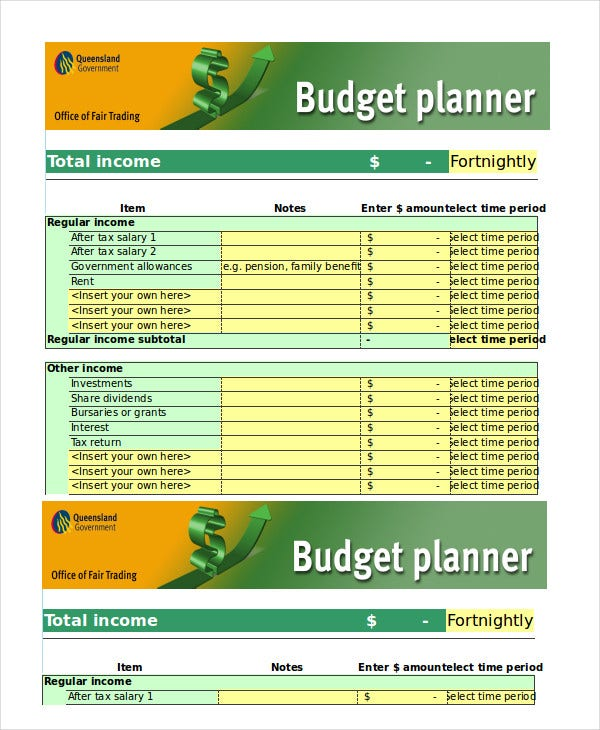 monthly-fair-trading-budget-planner