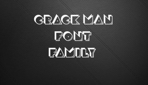 art deco style font