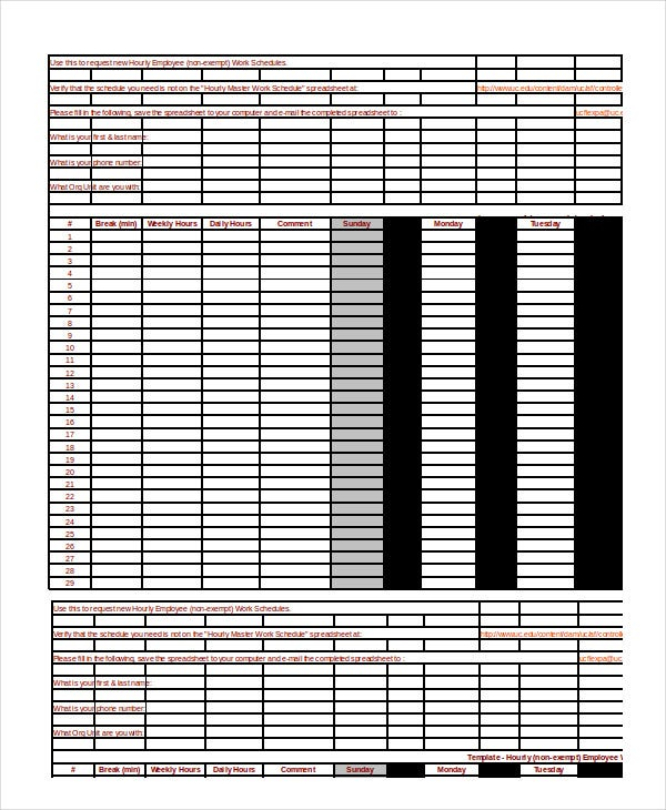 hourly-schedule-planner-template