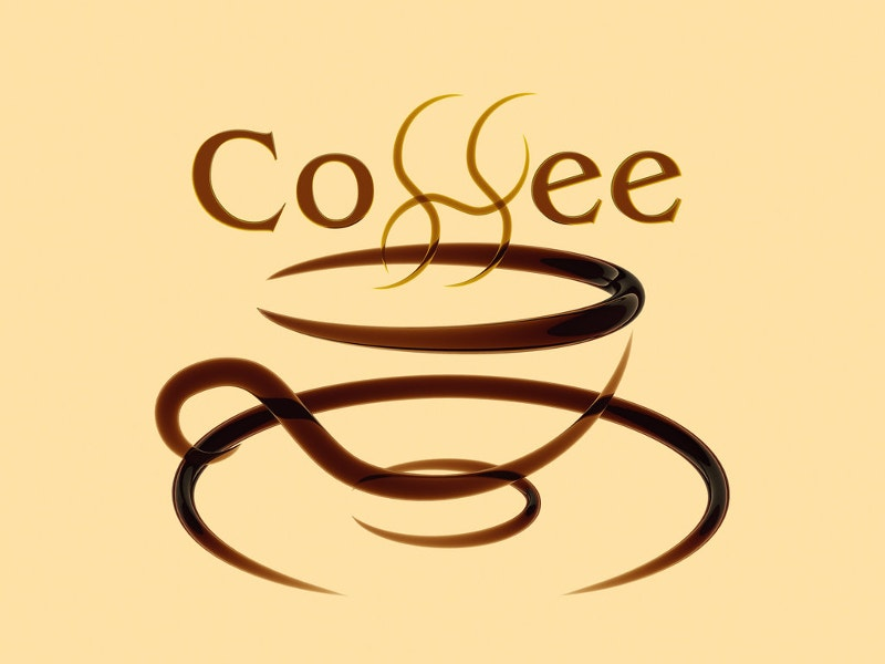 Logo Coffee Wallpaper
