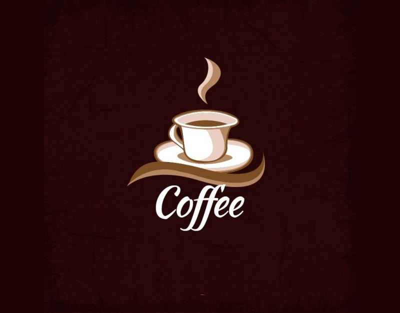 Free Vector Coffee Cup Logo
