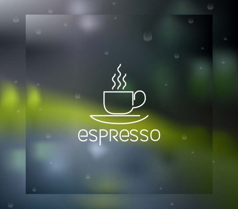 Coffee Icon Design