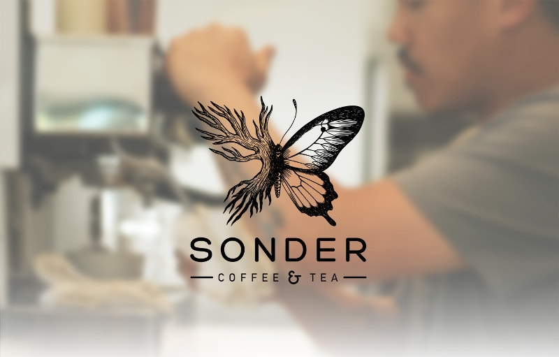 Brand Design Coffee Logo