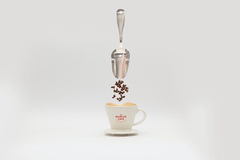 art direction coffee logo