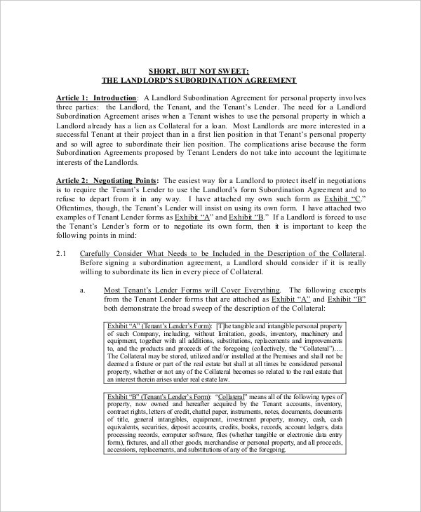 landlord-subordination-agreement-in-pdf