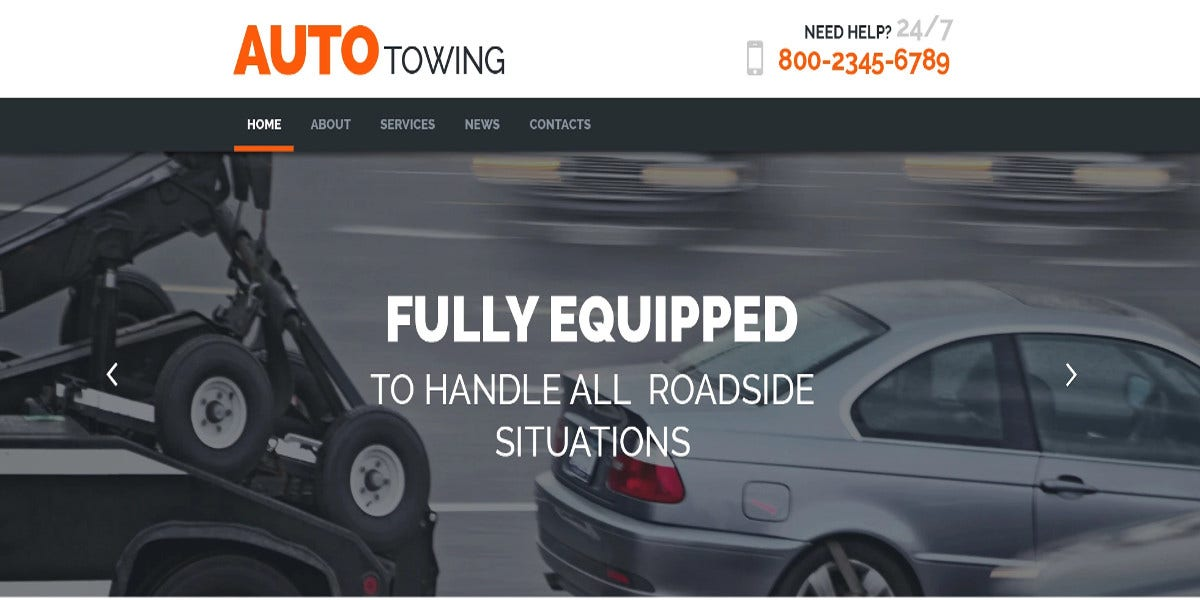 autotowing-wordpress-theme